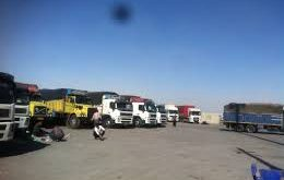 صادرات بشکه اسید استیک صنعتی از مرز شلمچه