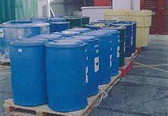 صادرات بشکه متانول
