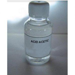 حلال اسید استیک