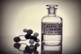 فروشنده اسید استیک شفاف